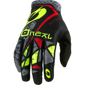 O'Neal Matrix Gloves Zen neon yellow